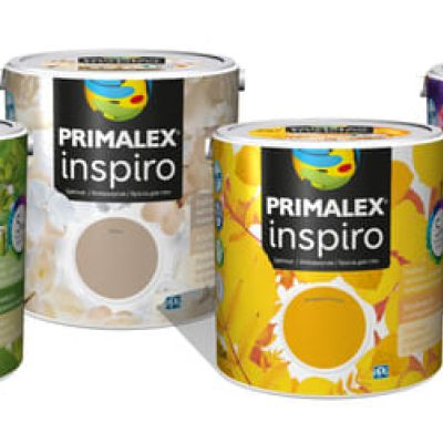 Paints and varnishes, glues and sealants by the Eco-Paint company